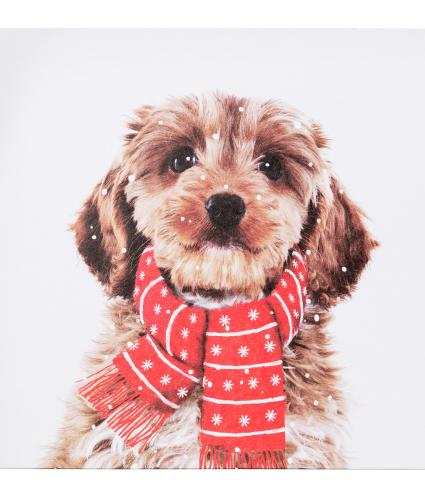 Wilbur's First Christmas Christmas Cards - Pack of 20