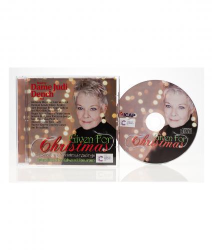 Given For Christmas CD - A Selection of Christmas Readings