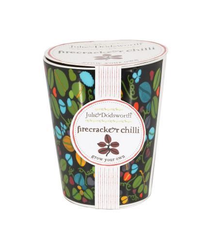 Grow Your Own Firecracker Chili Pot