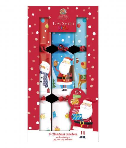 Fun Kids Crackers Cancer Research uk Christmas Crackers