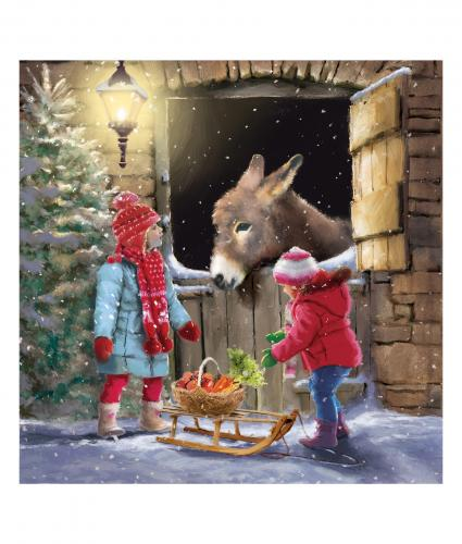 great pals cancer research uk christmas card