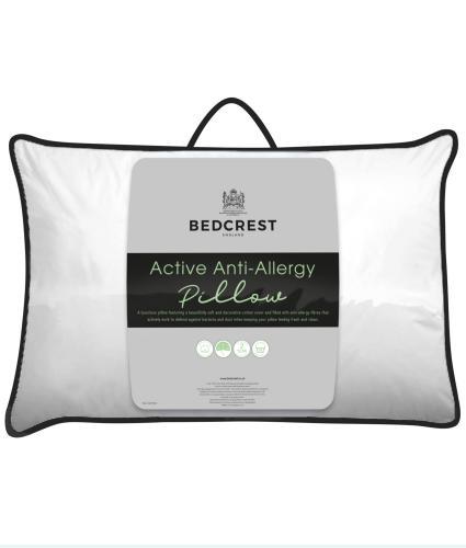 Bedcrest Active Anti-Allergy Pillow