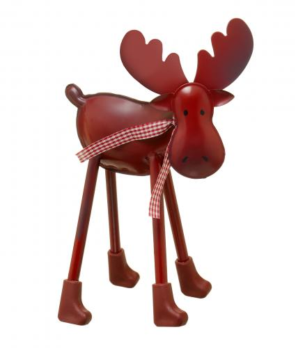 Cancer Research UK Large Tin Reindeer