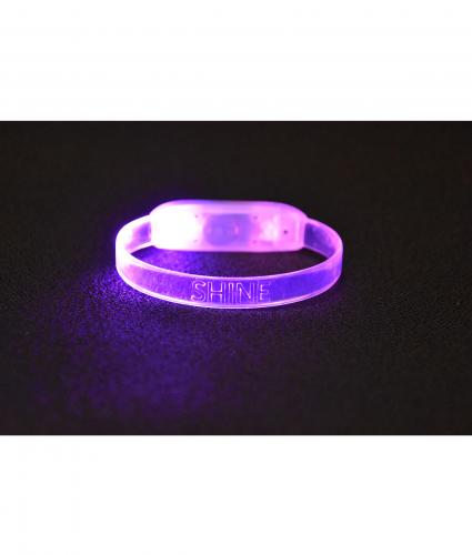 Shine Night Walk Glow Wristband