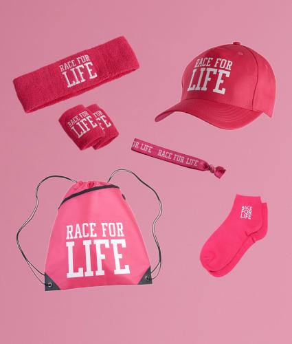Race for Life Accessories Bundle