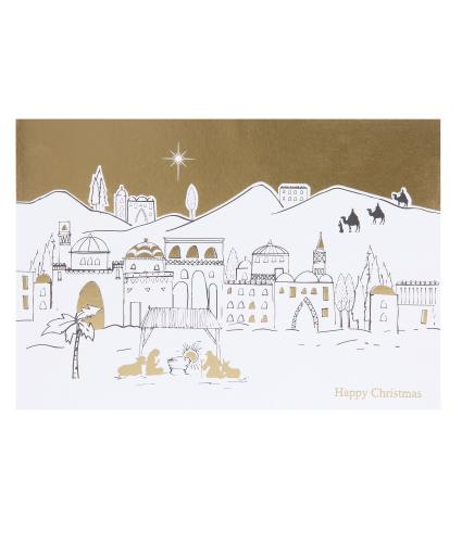 The Son of God Christmas Card by Jeffrey Archer