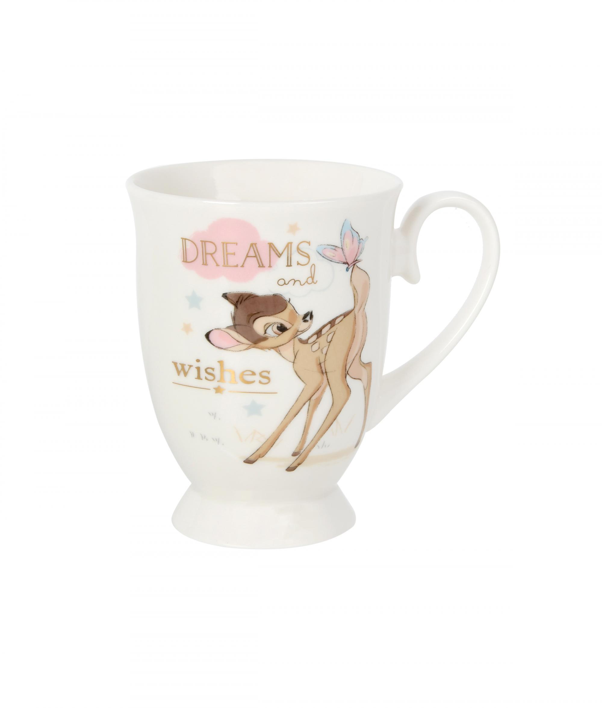 Disney Baby Gifts Uk : Disney magical moments bambi dreams wishes mug