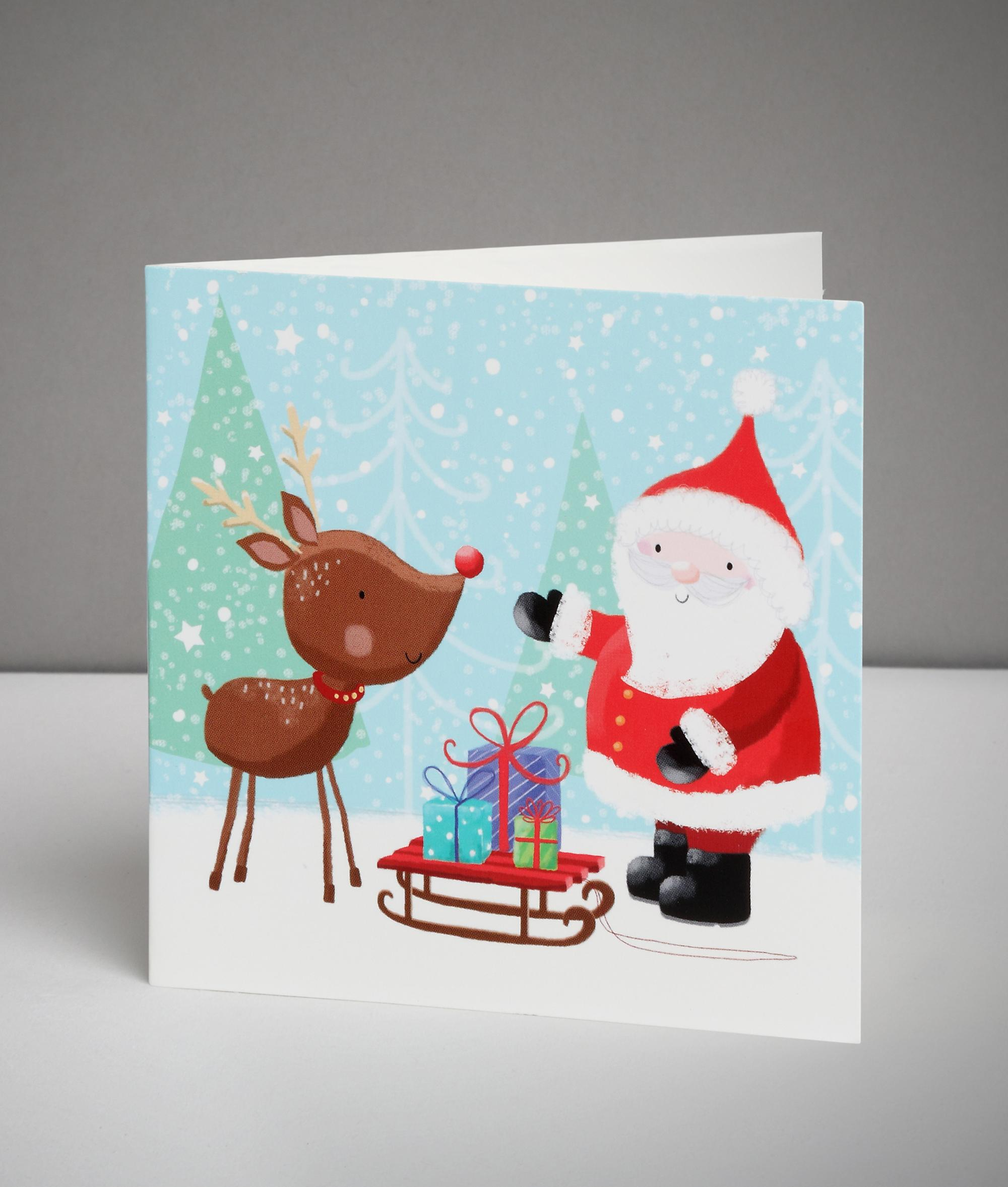 Mini variety christmas cards pack of 30 cancer research uk mini variety christmas cards pack of 30 kristyandbryce Choice Image