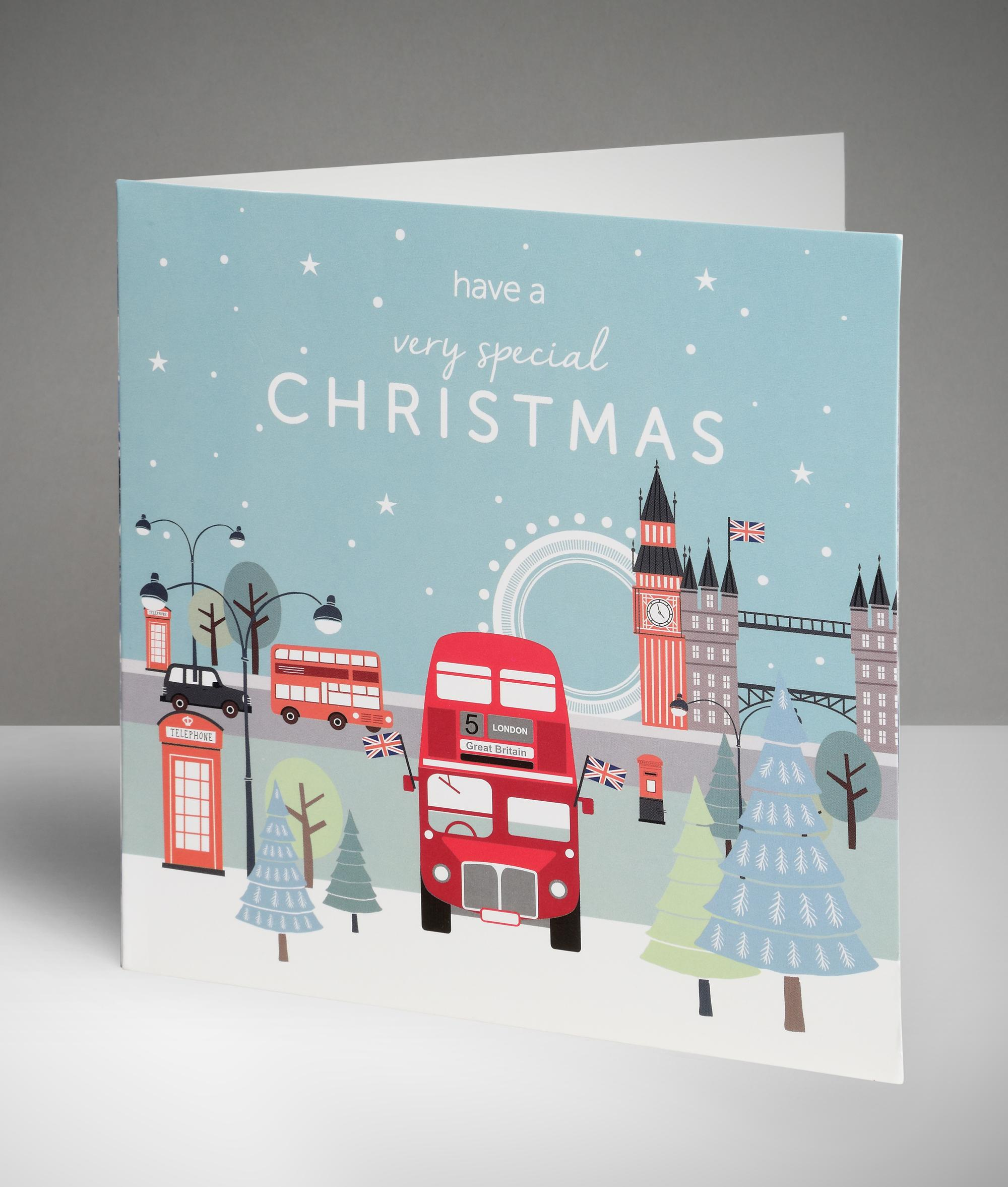 Capital christmas cards pack of 20 cancer research uk online shop capital christmas cards pack of 20 kristyandbryce Choice Image