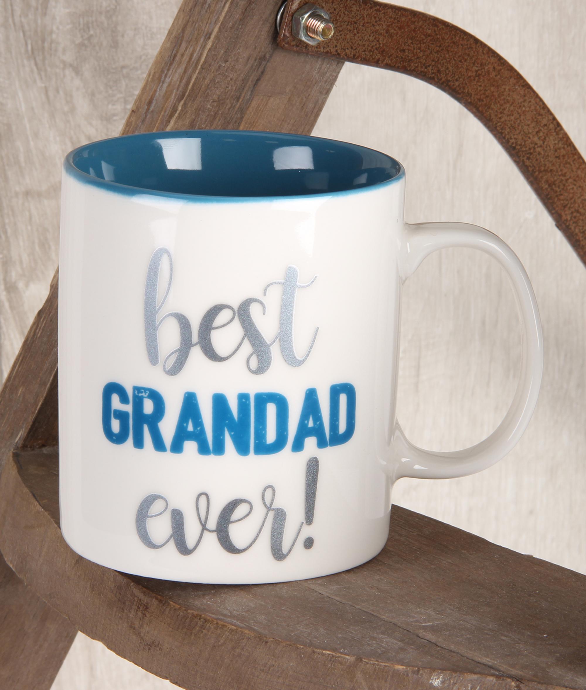 best grandad ever mug cancer research uk online shop