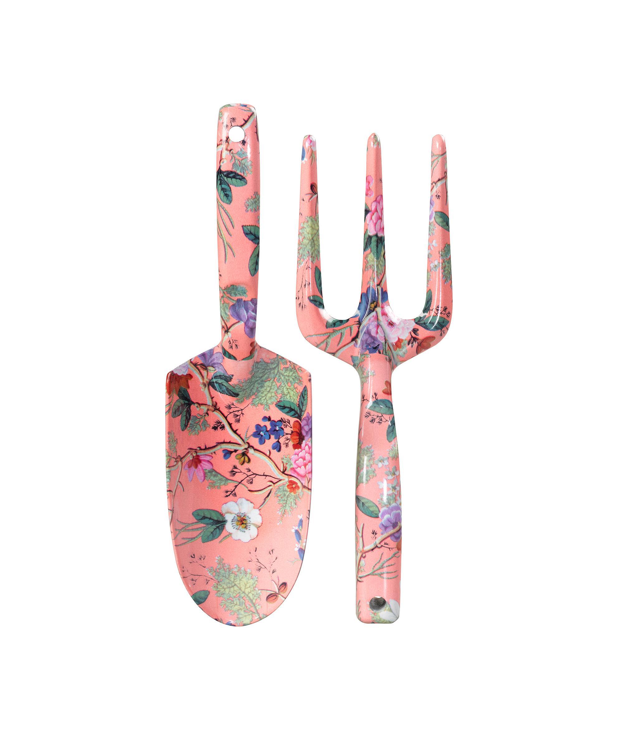 ... Gardening Fork U0026 Hand Trowel U2013 Kilburn Coral ...