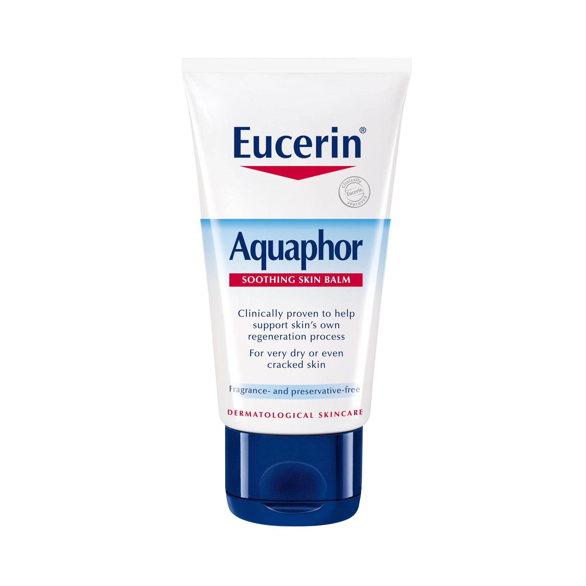 Eucerin Aquaphor Soothe And Strengthen Skin Balm Cancer Research