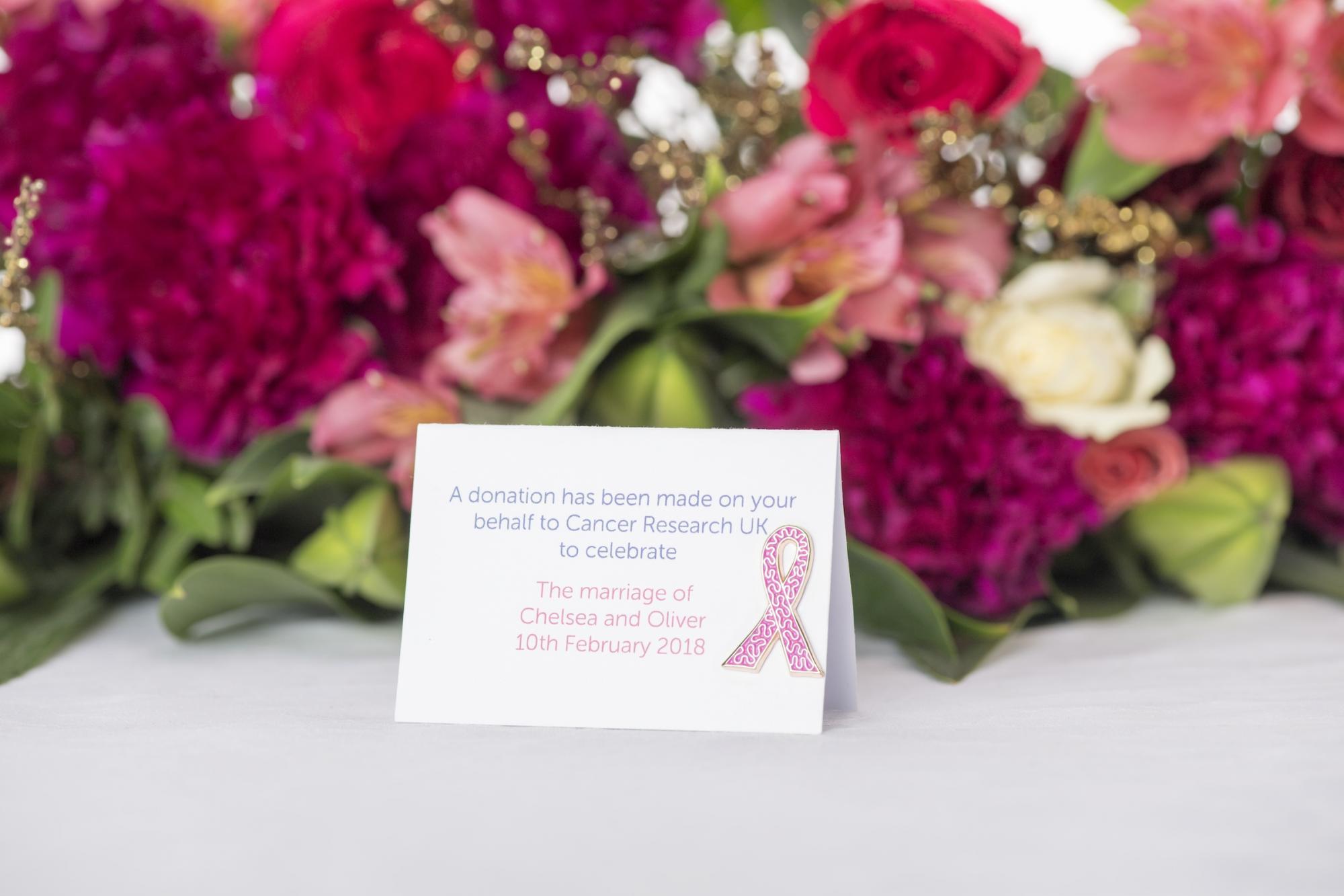 Pink Ribbon Pin Badge | Cancer Research UK Online Shop