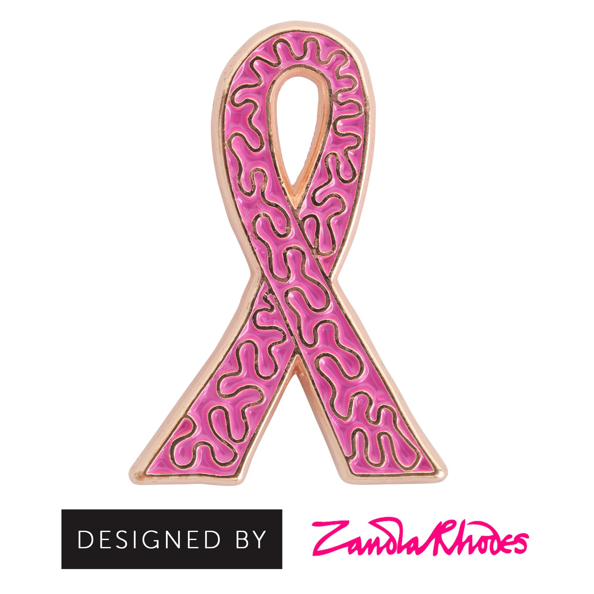 Pink Ribbon Pin Badge | Cancer Research UK Online Shop
