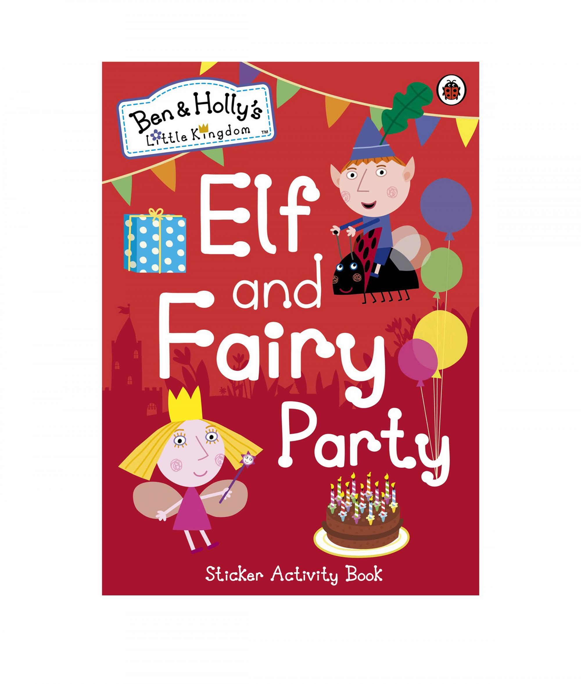 Ben and Holly\'s Little Kingdom: Elf and Fairy Party | Cancer ...