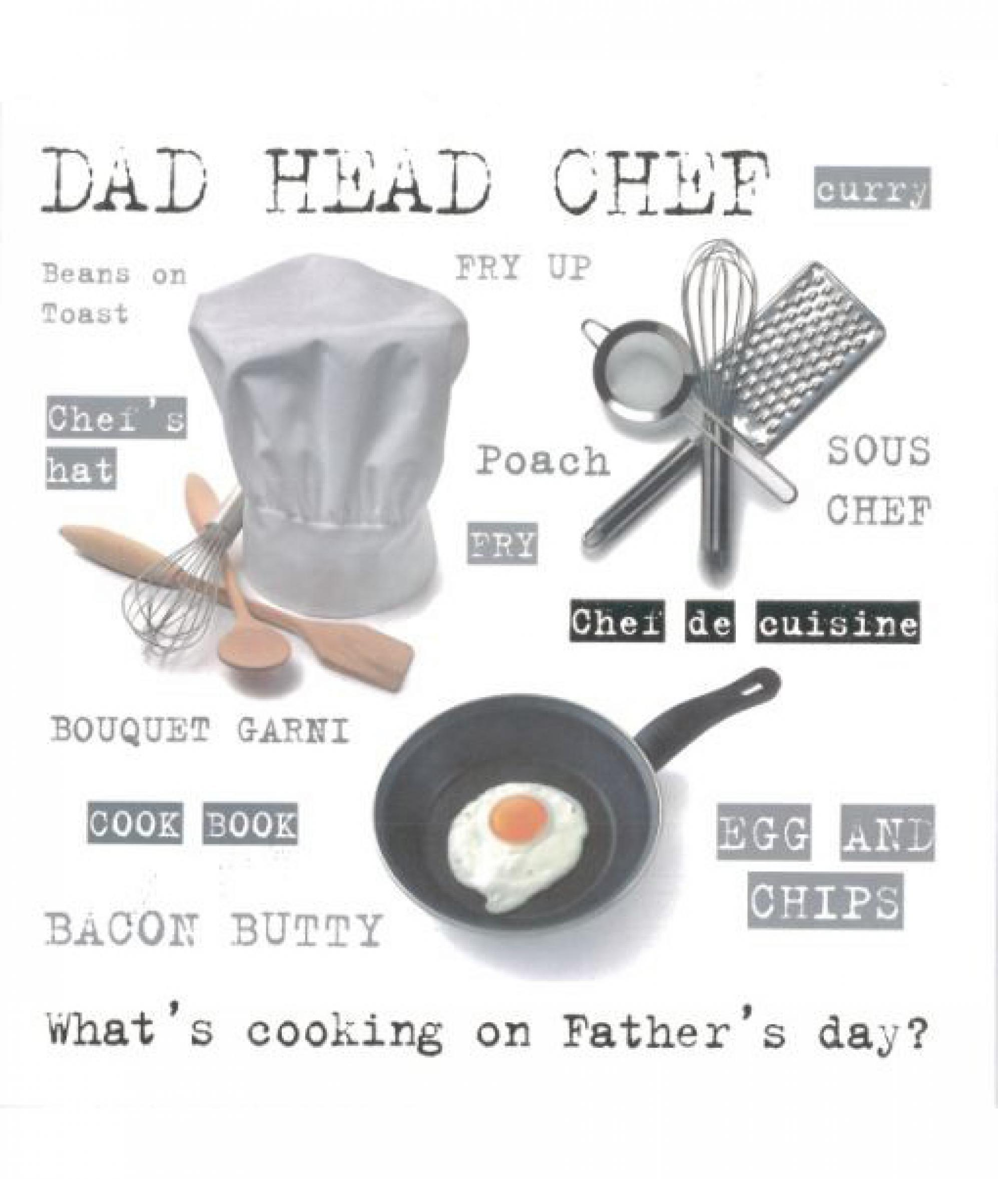 Greeting cards cancer research uk online shop head chef fathers day card kristyandbryce Choice Image