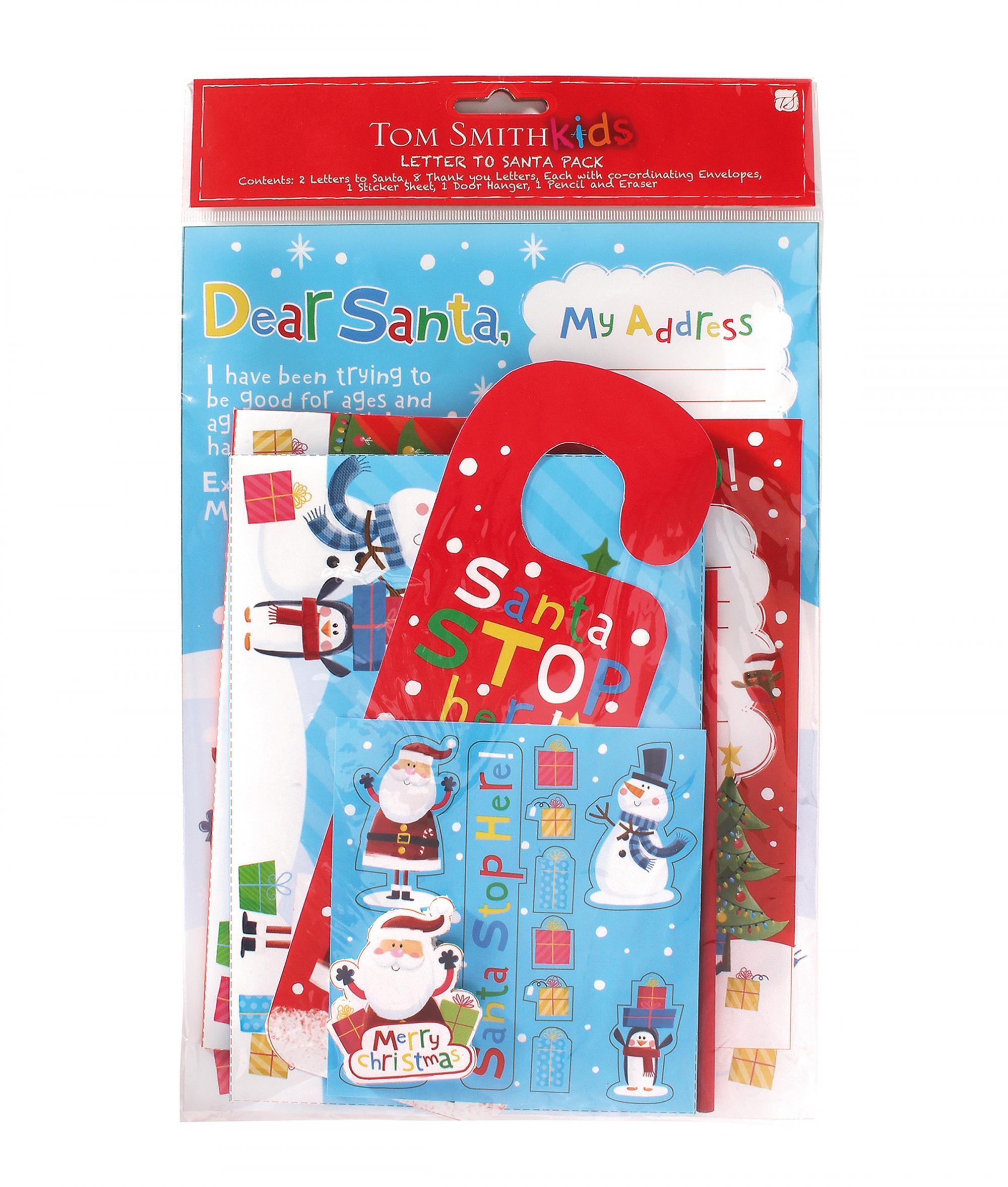 Letter to santa pack cancer research uk online shop letters to santa pack spiritdancerdesigns Images