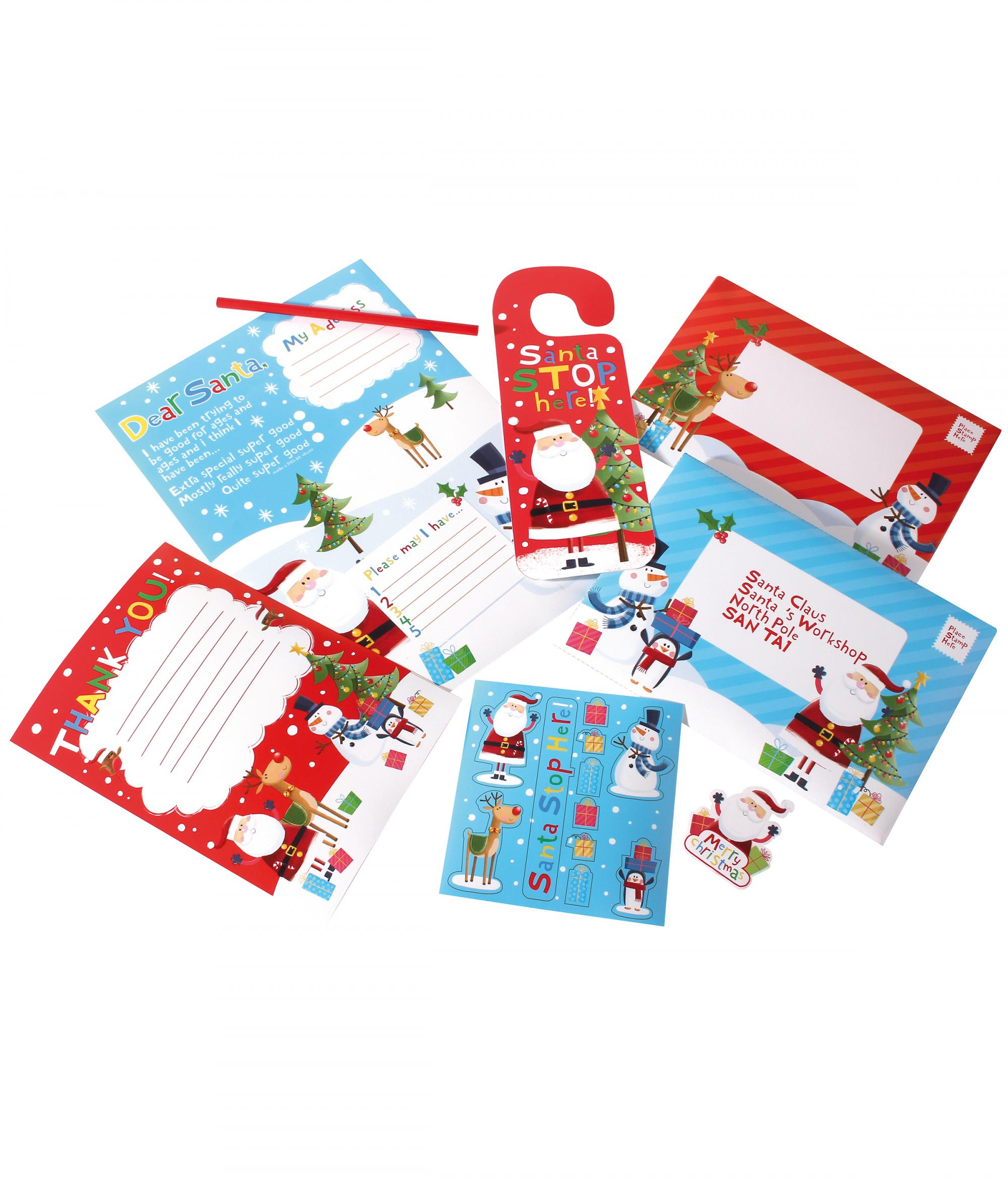 Letter To Santa Pack  Cancer Research Uk Online Shop
