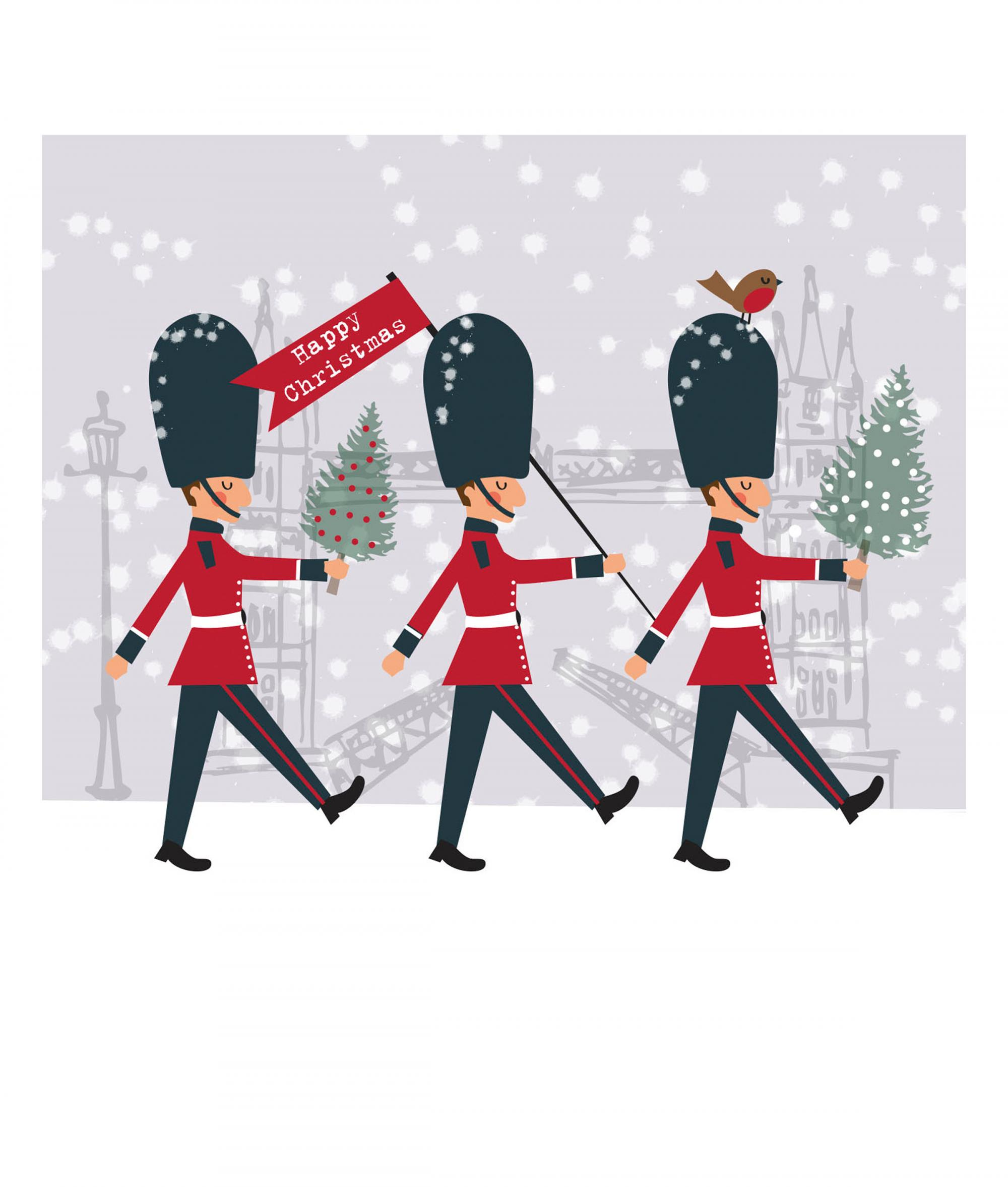 London Christmas Card - Pack of 10 | Cancer Research UK Online Shop