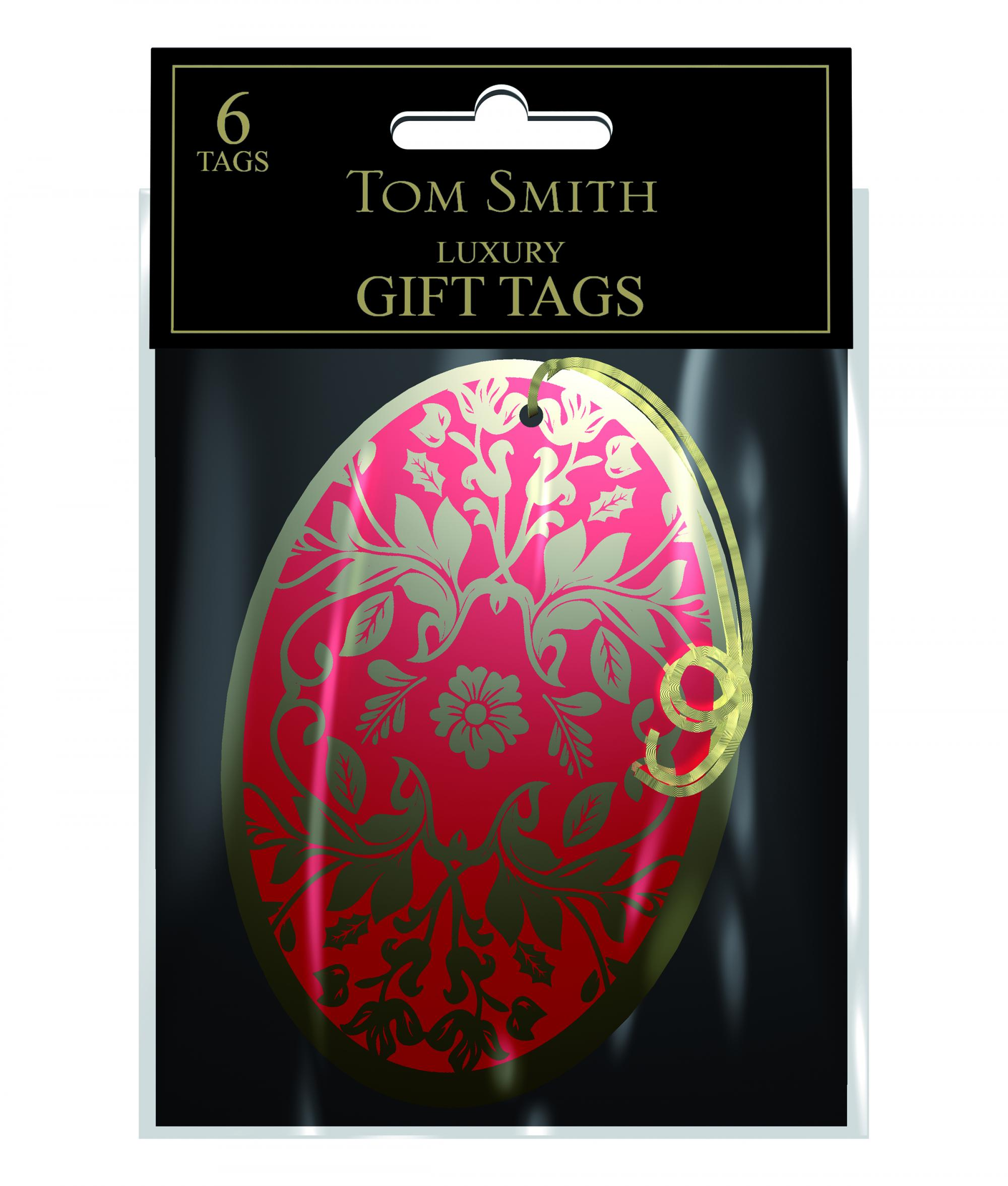 Rich Traditions Christmas Gift Tags | Cancer Research UK Online Shop