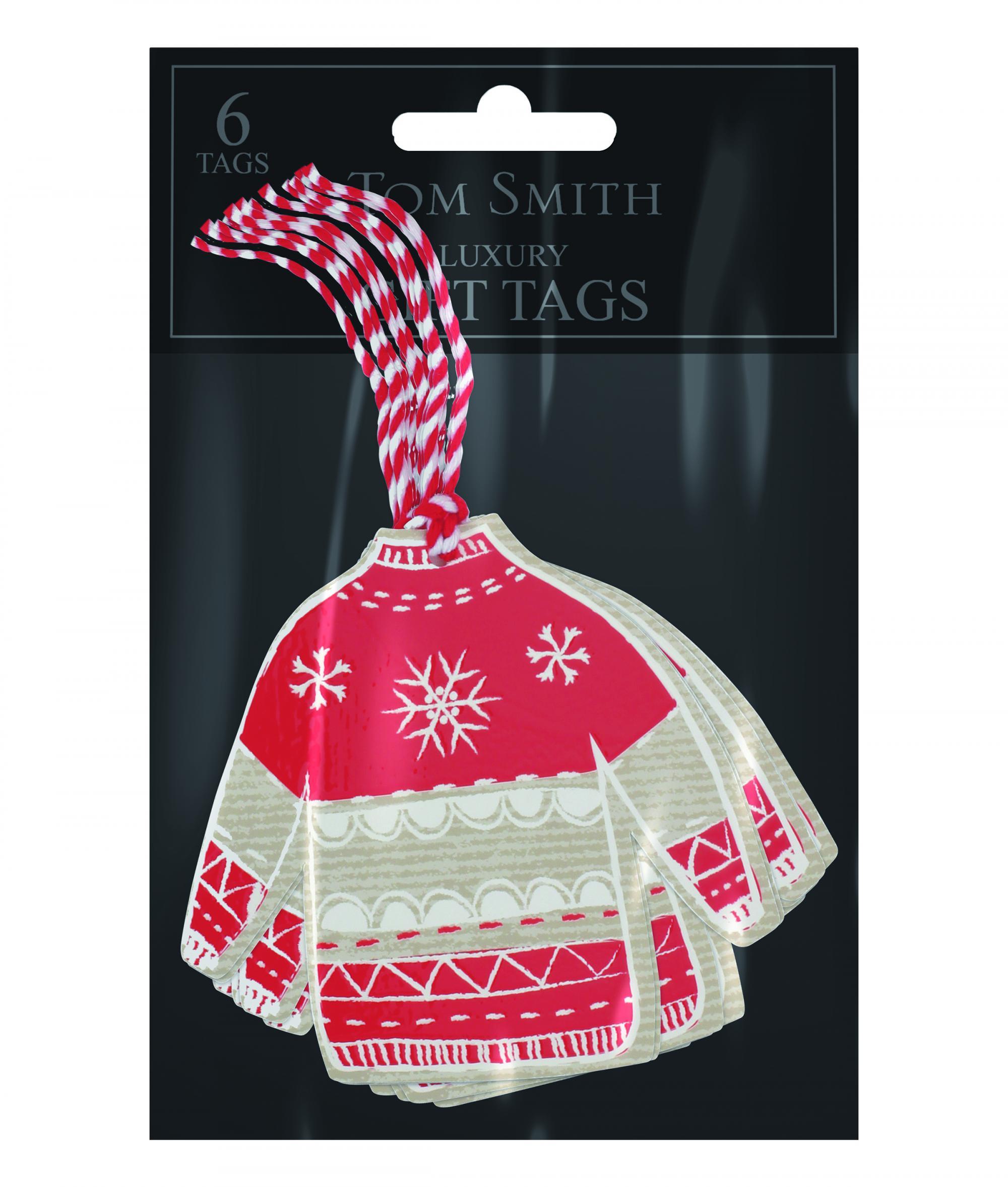 Scandinavian Christmas Gift Tags | Cancer Research UK Online Shop