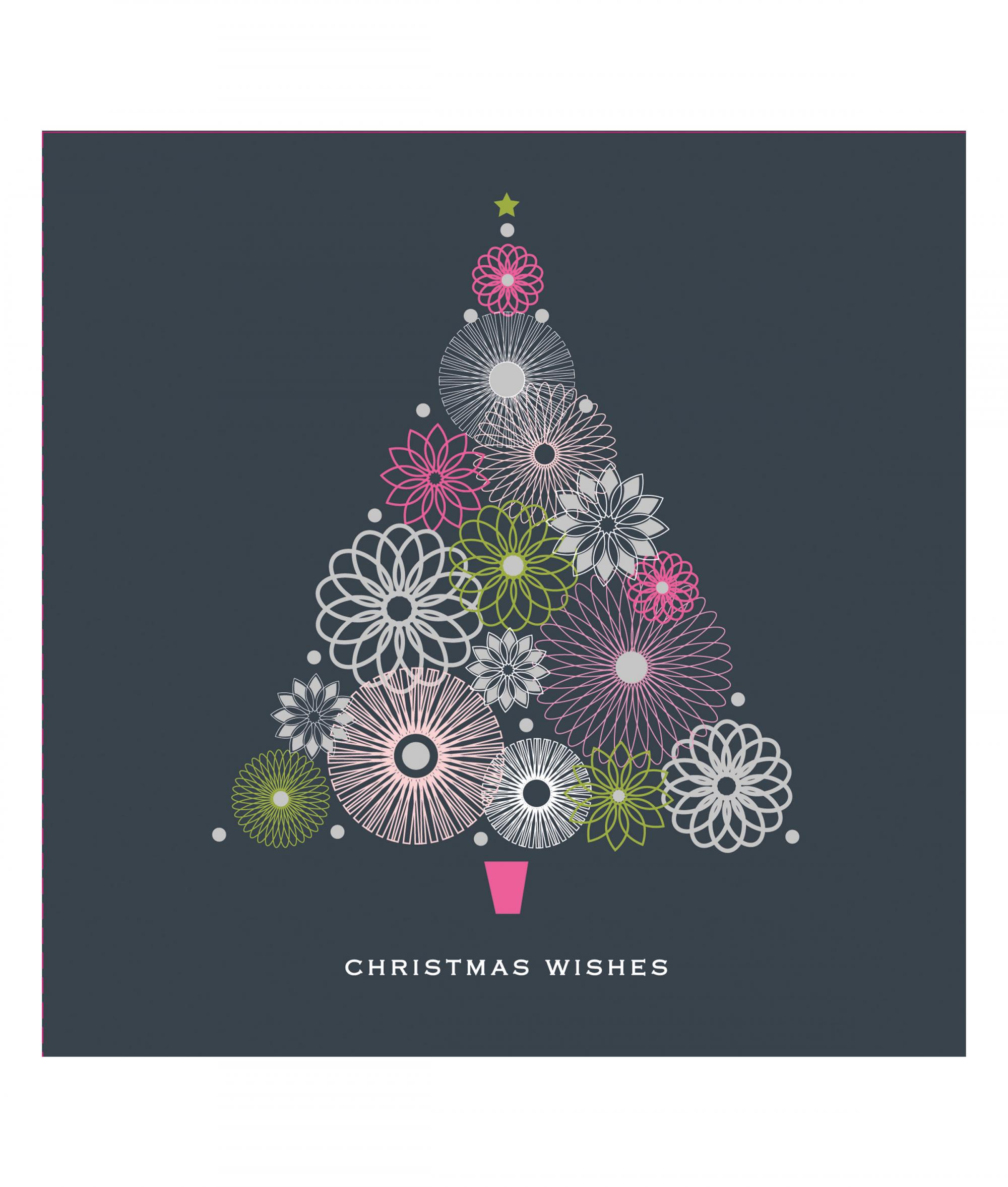 Nordic Christmas Card - Pack of 10 | Cancer Research UK Online Shop