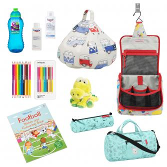 10 Piece Hospital Stay Gift Collection for Boys Age 5+