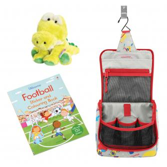 3 Piece Hospital Stay Gift Collection for Boys Age 5+