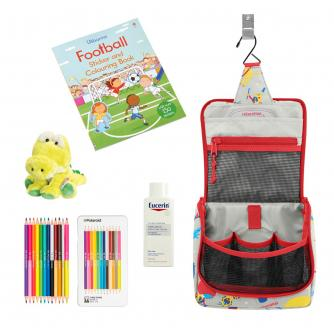 5 Piece Hospital Stay Gift Collection for Boys Age 5+