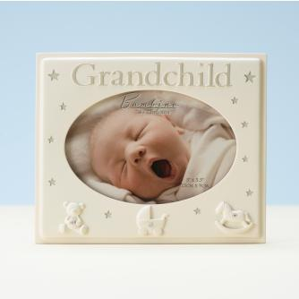 Grandchild Frame, Baby Gift, Cancer Research UK