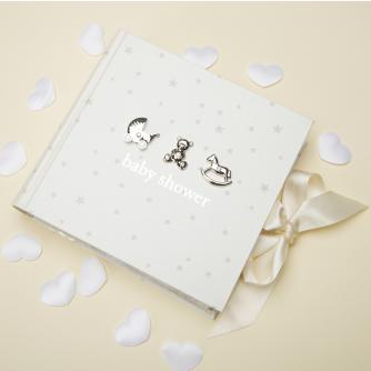 Baby Shower Photo Album, Baby Gift, Cancer Research UK