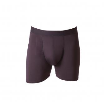 Confitex Mens Reusable Incontinence Brief with Fly in Black