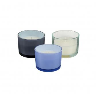 Blue Citronella & Lemongrass Candles
