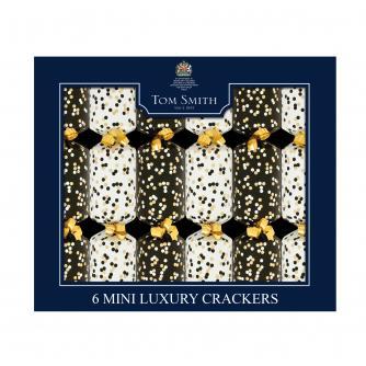 Tom Smith 6 Luxury Party Mini Christmas Crackers