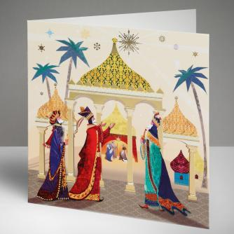 The Visit Christmas Cards, Pack of 10