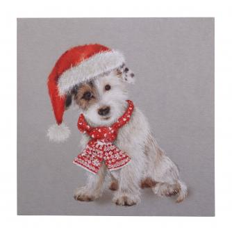 Dennis Dressed Up Christmas Cards - Pack of 10