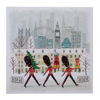Christmas Time In London Christmas Cards - Pack of 20