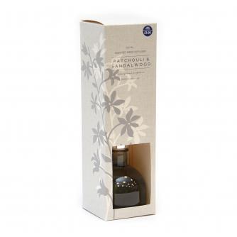 Patchouli & Sandalwood Reed Fragrance Diffuser