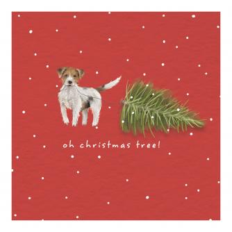 Oh Christmas Tree Christmas Cards - Pack of 10