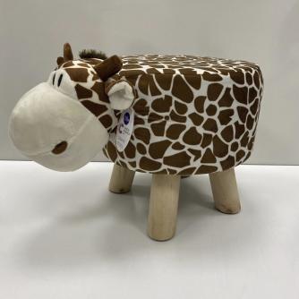 Children's Giraffe Stool