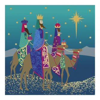 O' Star of Wonder Christmas Cards - Pack of 20