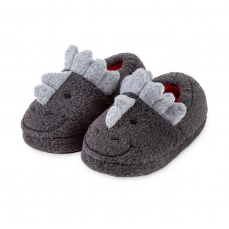 Totes Children's Slippers - Dinosaur