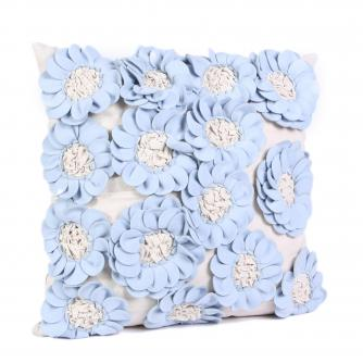 Sadie Flower Cushion, Cancer Research UK