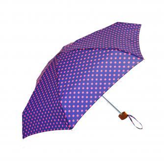 Polka Dot Mini Compact Umbrella, Home & Accessories, Cancer Research UK