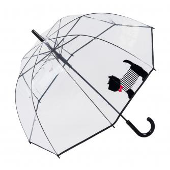 Scottie Dog Dome Umbrella