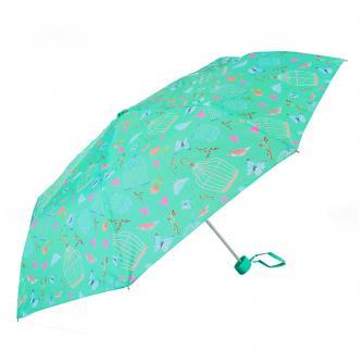 Butterflies Light Compact Umbrella