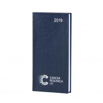 Navy Blue Pocket Diary