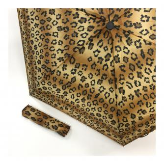 Totes Leopard Umbrella