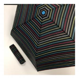 Totes Stripe Umbrella