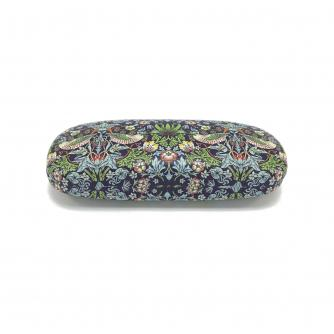 William Morris Strawberry Thief Glasses Case
